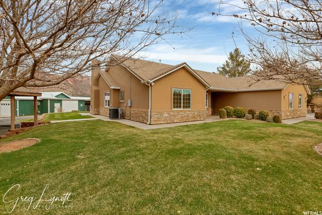 1456 N Mount Zion Dr, Apple Valley, UT 84737 (#1731262) :: Doxey Real Estate Group