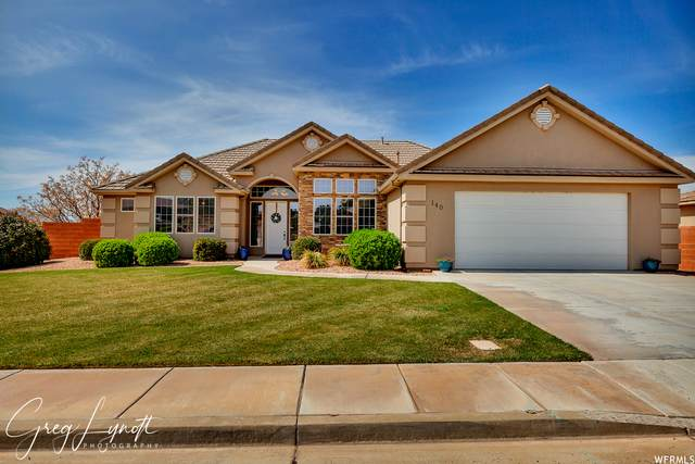 140 S 2460 W, Hurricane, UT 84737 (MLS #1731263) :: Lookout Real Estate Group