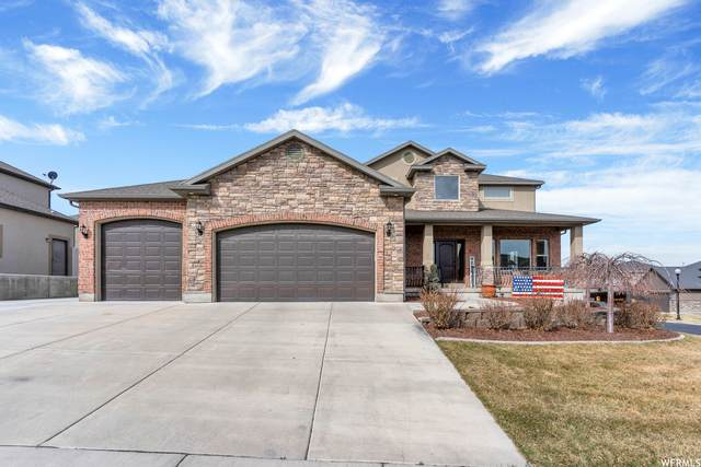 1383 S Sage Bloom Way, Saratoga Springs, UT 84045 (#1731266) :: Belknap Team