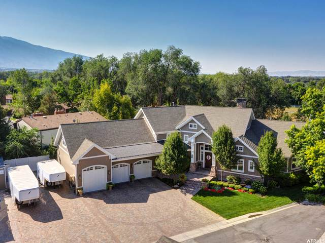 4818 S Viewmont St, Holladay, UT 84117 (MLS #1731276) :: Summit Sotheby's International Realty