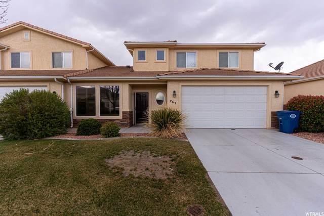 262 N 2585 W, Hurricane, UT 84737 (#1731283) :: Bustos Real Estate | Keller Williams Utah Realtors