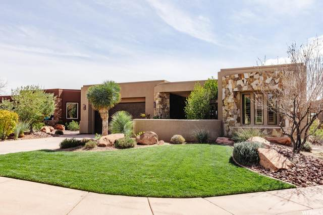 2085 N Tuweap Dr #24, St. George, UT 84770 (MLS #1731289) :: Lookout Real Estate Group