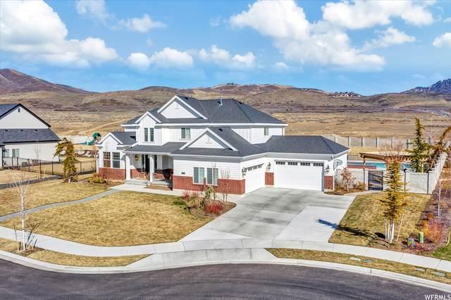 6658 W Dry Creek Lane Ln N, Highland, UT 84003 (#1731295) :: Berkshire Hathaway HomeServices Elite Real Estate