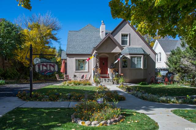140 S 100 W, Cedar City, UT 84720 (#1731299) :: Utah Dream Properties