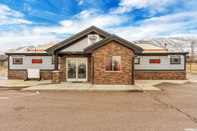 2895 S Highway 89, Perry, UT 84302 (#1731301) :: Villamentor
