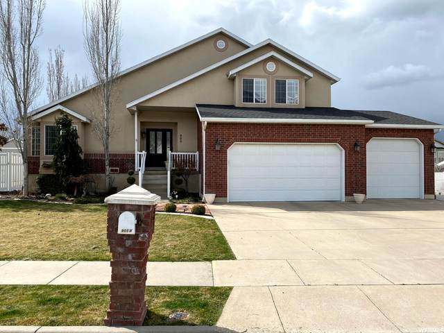 905 N 500 W, Centerville, UT 84014 (#1731311) :: Bustos Real Estate | Keller Williams Utah Realtors