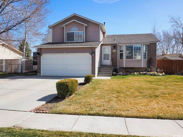 5917 S Clear Vista Dr W, Salt Lake City, UT 84118 (#1731312) :: REALTY ONE GROUP ARETE