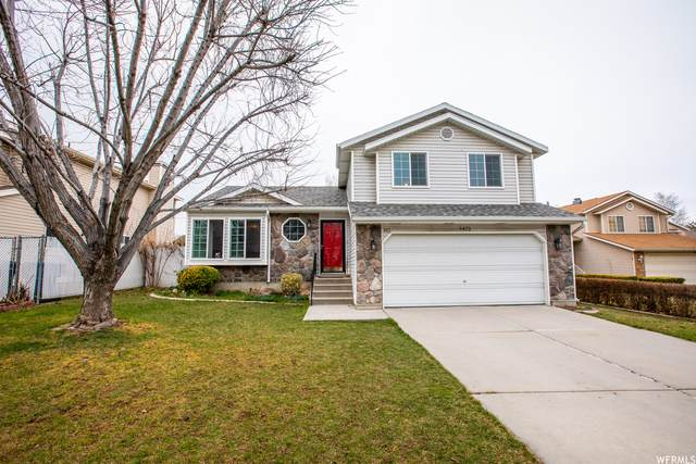 5472 S Cross Ct, Salt Lake City, UT 84123 (#1731319) :: Doxey Real Estate Group