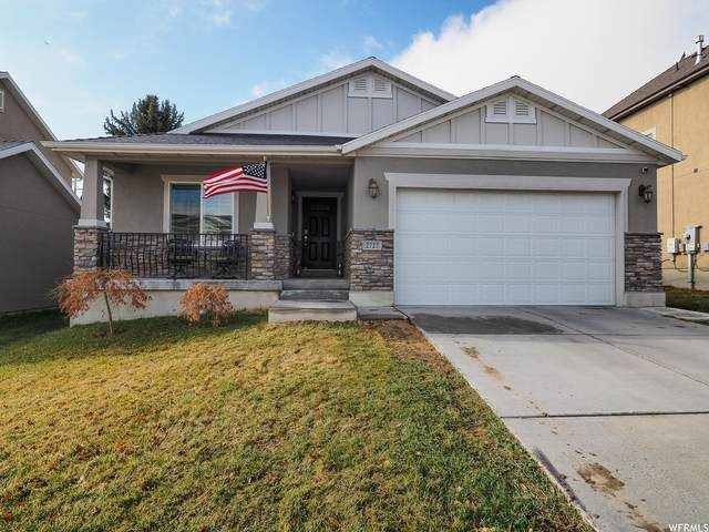 2727 W Harker View Ln, Taylorsville, UT 84129 (#1731320) :: Berkshire Hathaway HomeServices Elite Real Estate