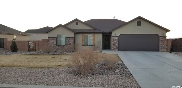 3733 N Monarch Dr, Cedar City, UT 84721 (#1731321) :: The Fields Team