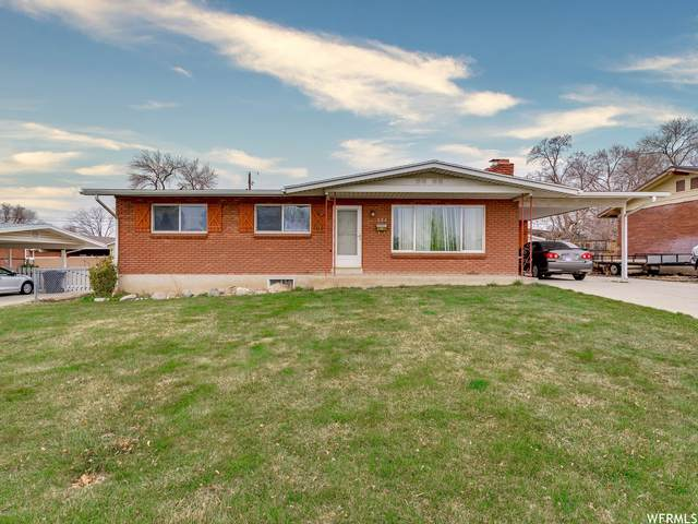 320 W 2250 N, Sunset, UT 84015 (#1731326) :: Exit Realty Success