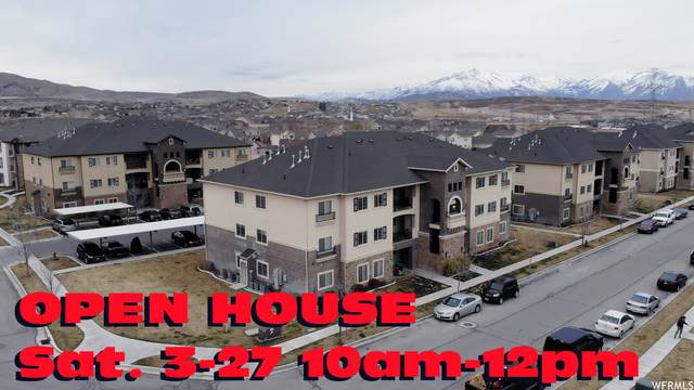 3635 E Clear Rock Rd #6, Eagle Mountain, UT 84005 (#1731335) :: McKay Realty