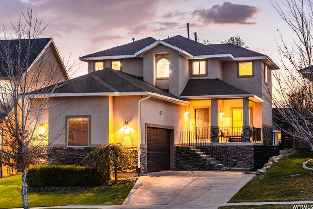 4103 N Heatherfield Ln, Lehi, UT 84043 (#1731345) :: Exit Realty Success