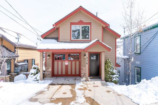 336 Woodside Ave, Park City, UT 84060 (#1731347) :: C4 Real Estate Team