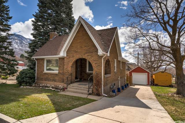 731 E 2600 N, Ogden, UT 84414 (#1731354) :: C4 Real Estate Team