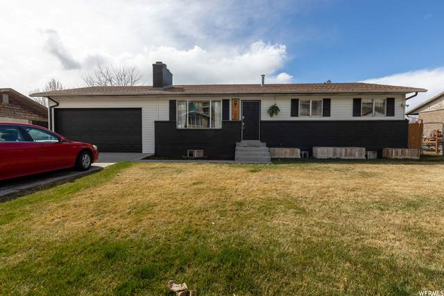 308 S 1015 W, Orem, UT 84058 (#1731357) :: Exit Realty Success