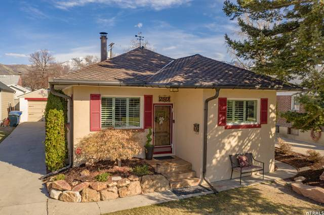2643 S Beverly St, Salt Lake City, UT 84106 (#1731377) :: Bustos Real Estate | Keller Williams Utah Realtors