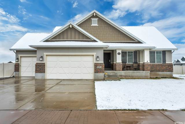 631 E Coach Ln S, Grantsville, UT 84029 (#1731416) :: Bustos Real Estate | Keller Williams Utah Realtors