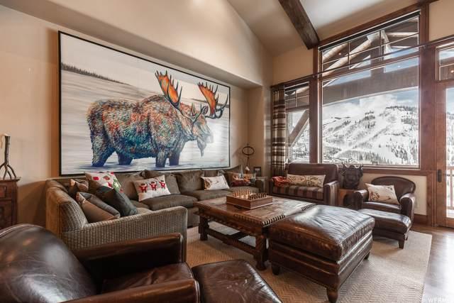 8902 Empire Club Dr #705, Park City, UT 84060 (#1731417) :: Bustos Real Estate | Keller Williams Utah Realtors