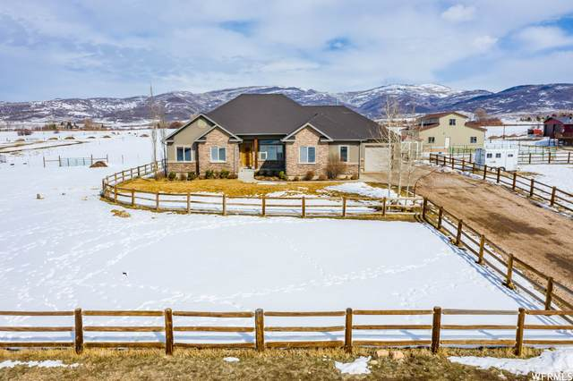 1400 W Stevens Ln, Oakley, UT 84055 (#1731436) :: Exit Realty Success