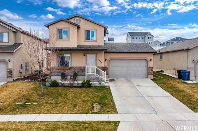 1682 E Ridgefield Rd N, Spanish Fork, UT 84660 (#1731453) :: Berkshire Hathaway HomeServices Elite Real Estate