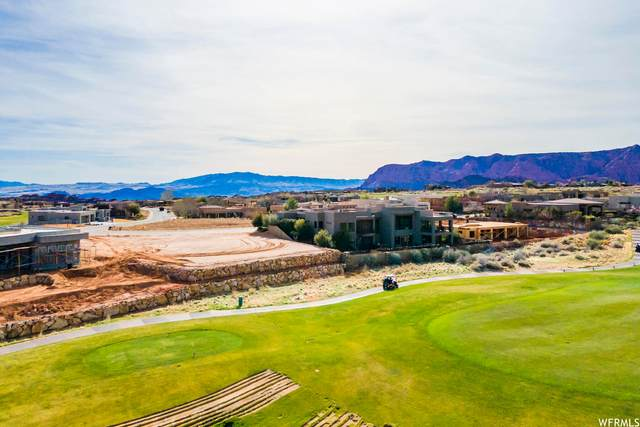 244 W Long Sky Dr N #244, St. George, UT 84770 (#1731457) :: Black Diamond Realty