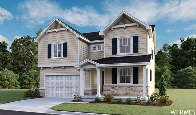 1992 N Elderberry Dr W #205, Saratoga Springs, UT 84045 (#1731468) :: Bustos Real Estate | Keller Williams Utah Realtors