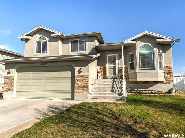 2774 W 1975 S, Syracuse, UT 84075 (#1731469) :: Doxey Real Estate Group