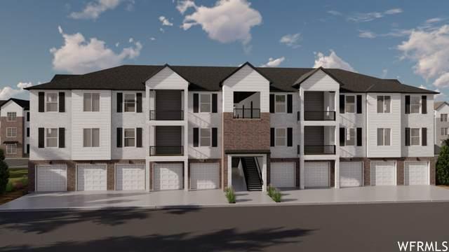 1922 N 3330 W E301, Lehi, UT 84043 (#1731475) :: Berkshire Hathaway HomeServices Elite Real Estate