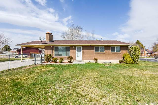 3616 W Coats Dr, Taylorsville, UT 84129 (#1731489) :: C4 Real Estate Team