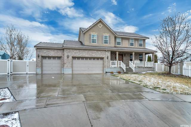 213 W Amsterdam Dr N, Stansbury Park, UT 84074 (MLS #1731505) :: Lookout Real Estate Group