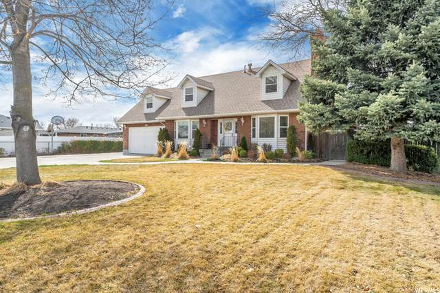 10008 S 2200 W, South Jordan, UT 84095 (#1731510) :: Belknap Team