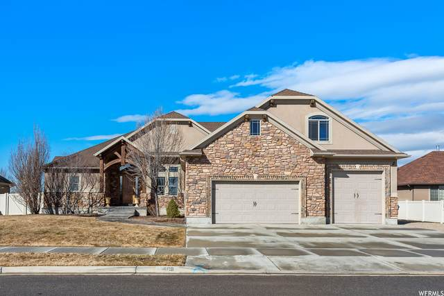 1608 W Ashby Grove Cir, Riverton, UT 84065 (#1731519) :: Exit Realty Success