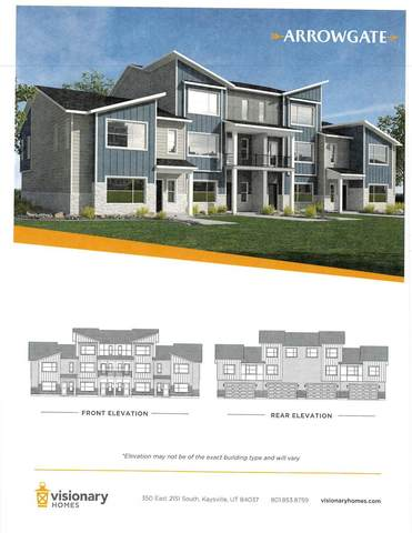 1120 N 1920 W #204, Farmington, UT 84025 (#1731543) :: Utah Dream Properties