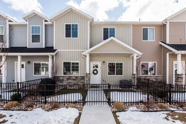 453 W 1570 N #104, Logan, UT 84341 (#1731546) :: Colemere Realty Associates