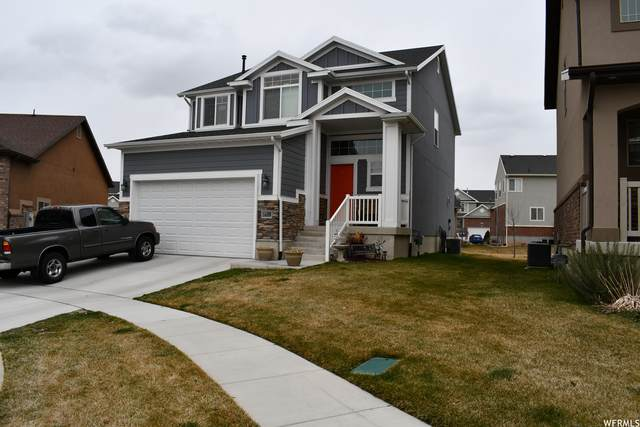 1439 S Dunbar Ln W, Syracuse, UT 84075 (#1731550) :: REALTY ONE GROUP ARETE