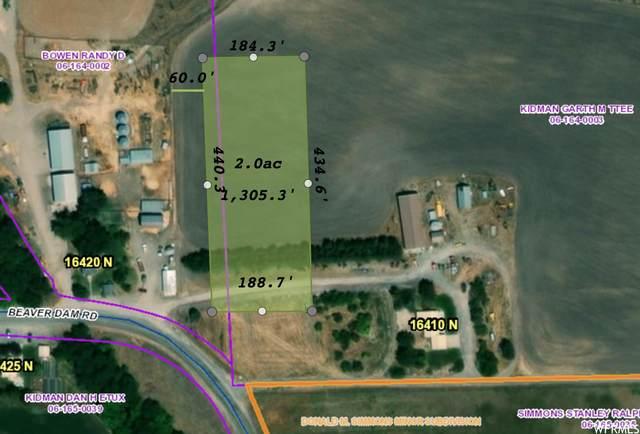 16412 N Beaver Dam Rd, Deweyville, UT 84309 (MLS #1731552) :: Lookout Real Estate Group