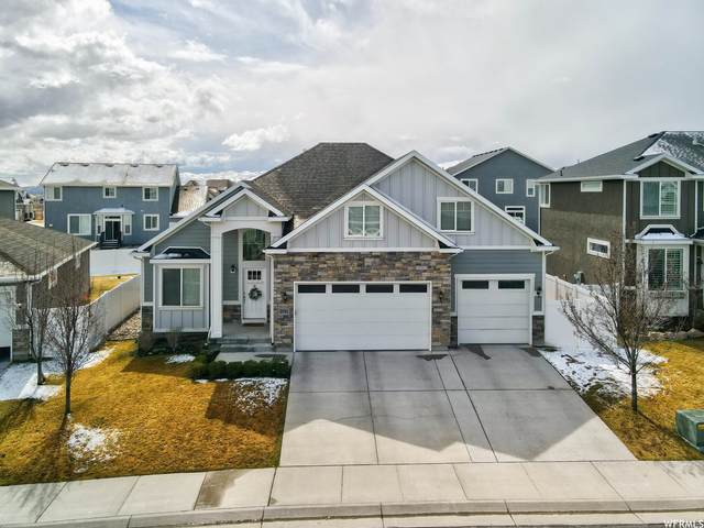 3761 W Tottori Dune Dr S, South Jordan, UT 84009 (#1731557) :: Utah Dream Properties