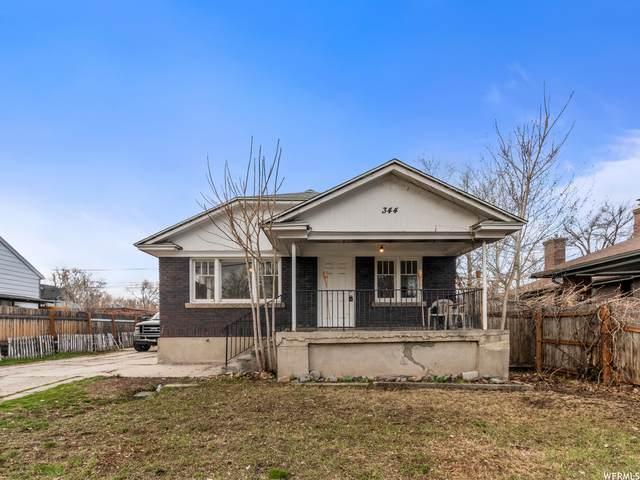 344 E 1300 S, Salt Lake City, UT 84115 (MLS #1731558) :: Lookout Real Estate Group