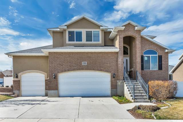 13686 S Duskywing Way, Riverton, UT 84096 (#1731561) :: Colemere Realty Associates