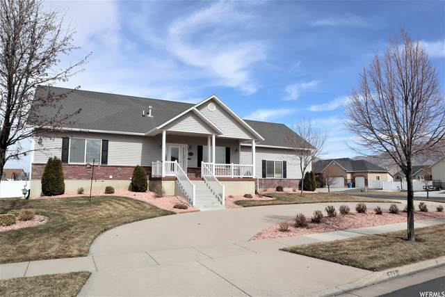 741 W Clear Creek Rd, Nibley, UT 84321 (#1731575) :: Red Sign Team