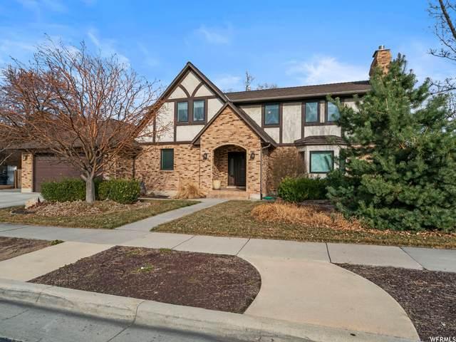 6489 S Castlefield Ln, Salt Lake City, UT 84107 (#1731577) :: Doxey Real Estate Group