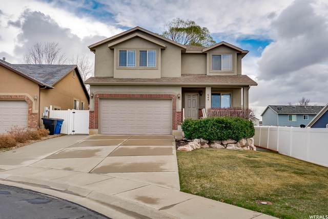 644 Stonne Ln, Kaysville, UT 84037 (#1731581) :: The Perry Group