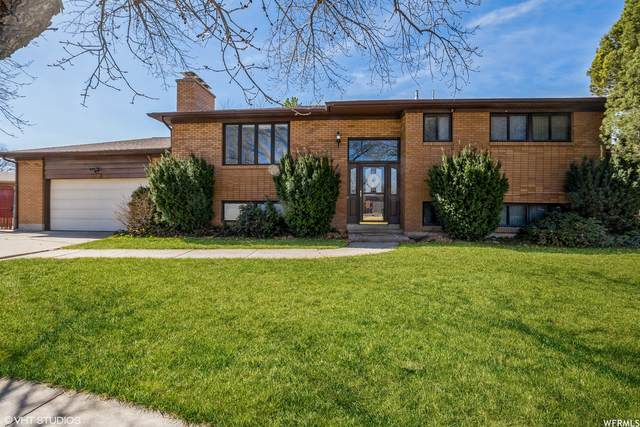 4847 W 3145 S, West Valley City, UT 84120 (MLS #1731602) :: Lookout Real Estate Group