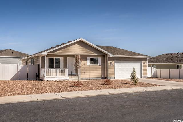 1376 W 1000 S, Vernal, UT 84078 (#1731603) :: REALTY ONE GROUP ARETE