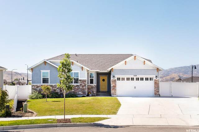 5539 W Iron King Cv, Herriman, UT 84096 (#1731606) :: The Perry Group