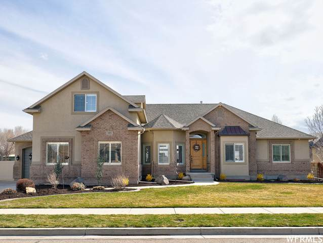 1451 W Hunters View Ct, Riverton, UT 84065 (#1731611) :: Exit Realty Success