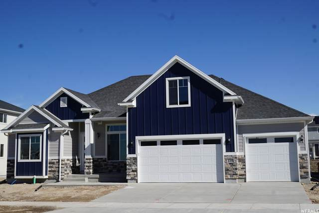 138 W Sycamore Ln S #7212, Vineyard, UT 84059 (#1731612) :: REALTY ONE GROUP ARETE