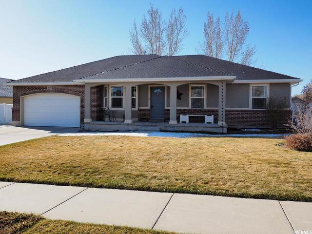 5717 W Gold Stone Dr S, South Jordan, UT 84009 (#1731622) :: Exit Realty Success
