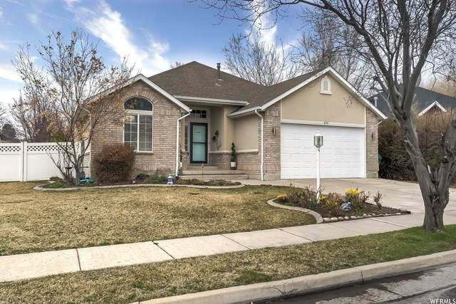 670 W 2325 N, Layton, UT 84041 (#1731628) :: Exit Realty Success